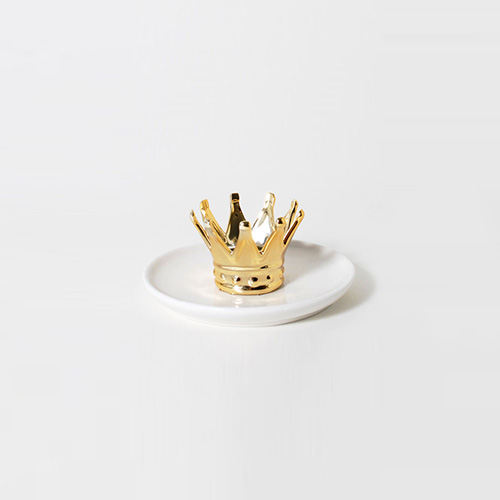 ┃IMM LIVING┃ CROWN RING HOLDERcrown