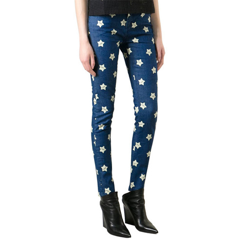 ┃AMERICAN RETRO┃ TINA PANTSblue star
