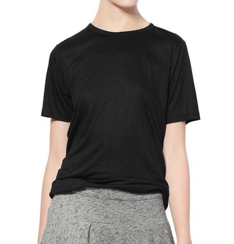 [DEREK LAM]RUCHED BACK TEEIN 3 COLORS