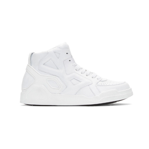 [MARCELO BURLON]BLOCK SNEAKERSIN WHITE