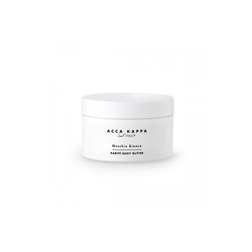 ┃ACCA KAPPA┃ WHITE MOSS KARITE BODY BUTTER 200ml