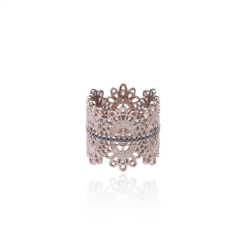 ┃QUEEN ANNES LACE┃ CLASSIC SIGNATURE RING