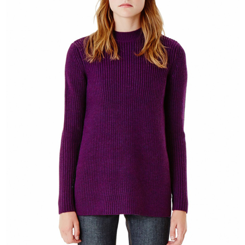 ┃CARVEN┃ RIBBED KNIT CREWNECK SWEATER2 colors