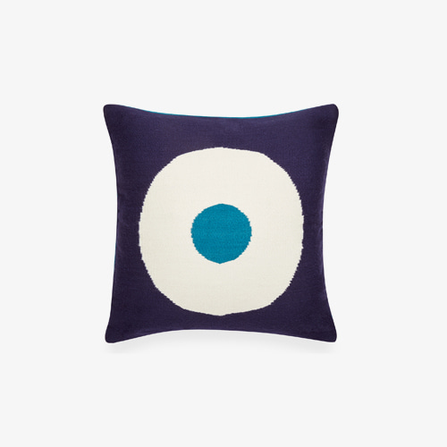 ┃JONATHAN ADLER┃ REVERSIBLE PILLOW 22 x 22 2 color