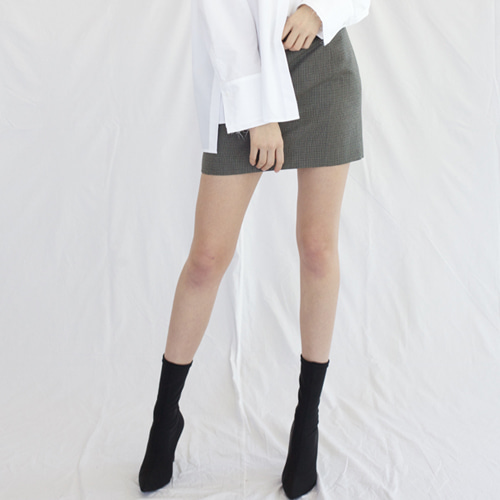 ┃HACER SEOUL┃ 17 FALL MINI SKIRT2 color