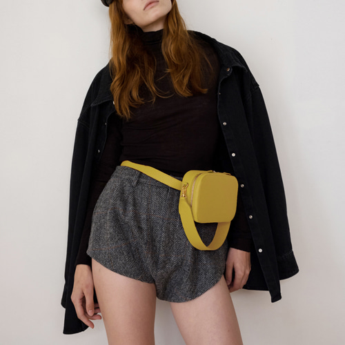 ┃DE MERIEL┃ BELT BAG2color