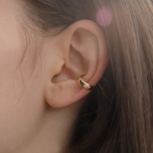 ┃NINETEEN TWO┃ EAR CUFF (M) (SINGLE)silver,gold