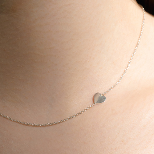┃NINETEEN TWO┃ LOVE NECKLACEsilver