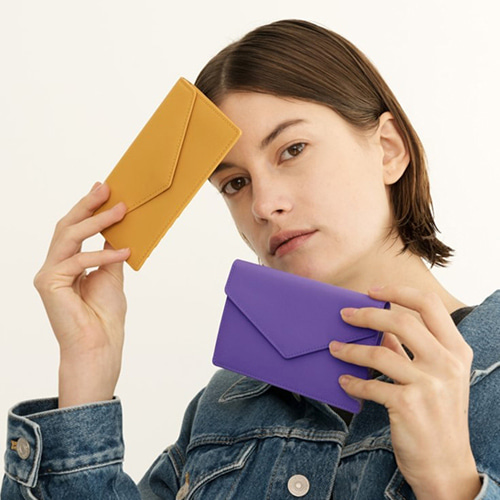 ┃DE MERIEL┃ MULTI CARD WALLET2color