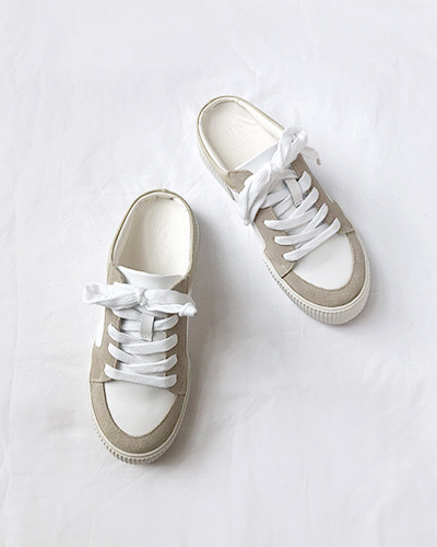 FROU bloafer sneakers  white