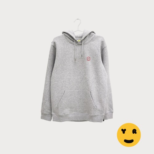 Yeah Right NYC unisex hoodie - XX smile