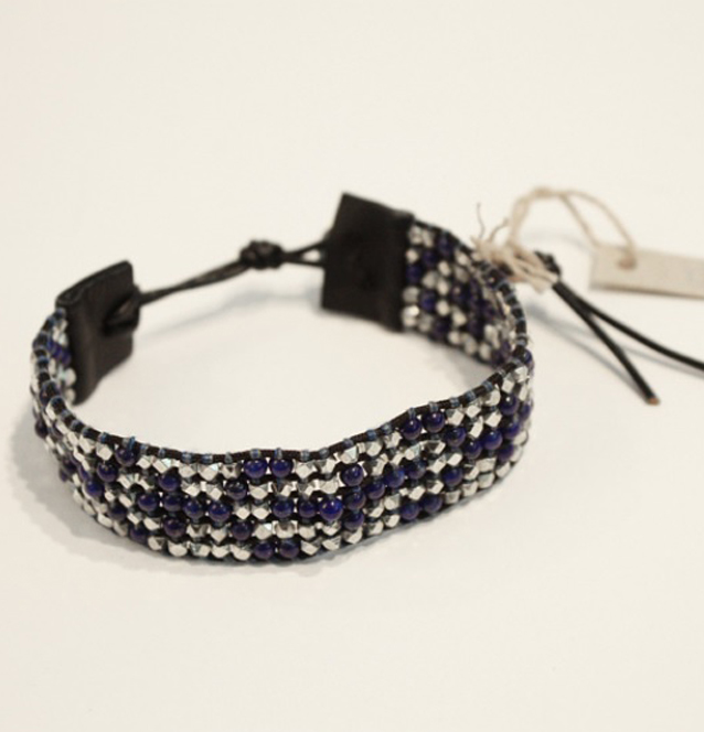 [CHAN LUU]Single Wrap braceletin Lapiz