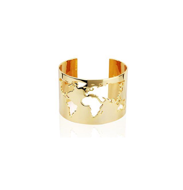 [ARTELIER]WORLD CUFFIN GOLD
