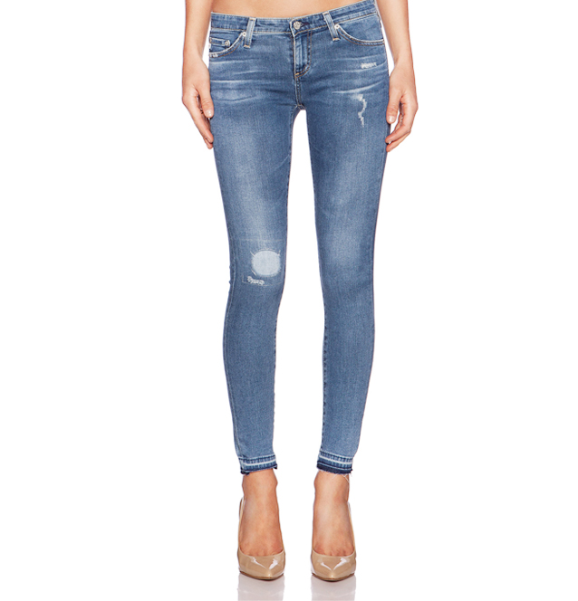 [AG jeans]THE LEGGING ANKLE JEANIN 20 YEARS REVIVE